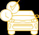 Выбор времени занятий (вождение) - С гос-поддержкой